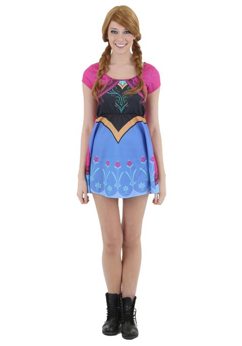 Womens Dresser by Womens Frozen I Am Skater Dress