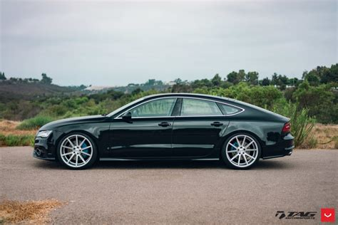 audi  hybrid forged series vfs  vossen wheels