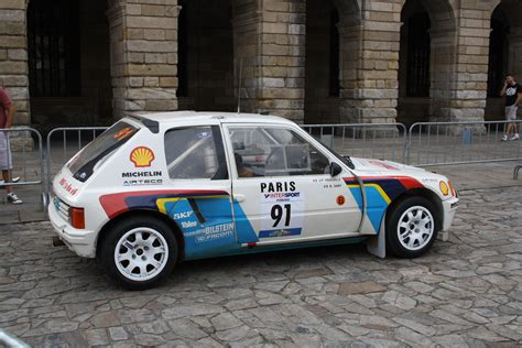 peugeot 205 group image gallery t16