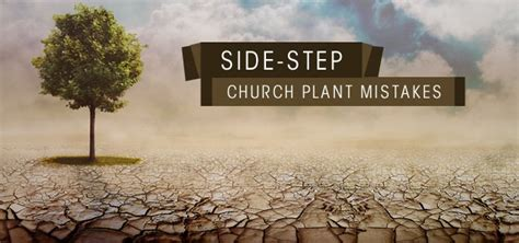 how to side step these 3 big church planting mistakes