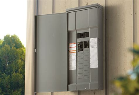 home electric panels how to choose the right breaker panel for your home at the