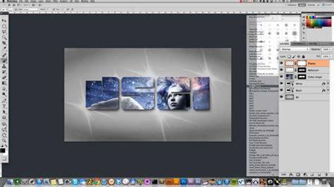 Photoshop Design A Futuristic Dj Logo J Sci Xtra2rest Ep 15 Youtube Photoshop Dj Logo Templates