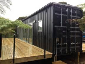 in the box modern steel shipping container home connex