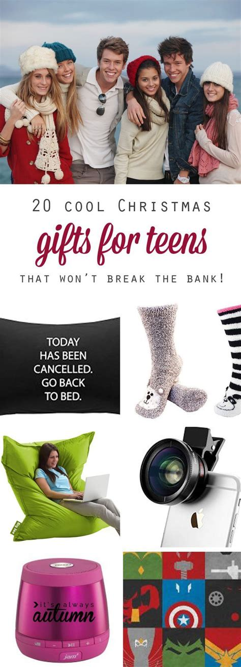 best christmas gift ideas for teens great holiday or