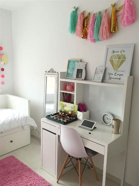 Teenage Bedroom Decorating Ideas by Escritorios Infantiles De Ikea Decoraci 243 N Infantil