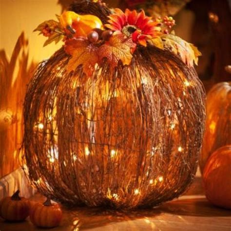 homemade thanksgiving decorations for the home 20 fall decorating ideas expert tips for making halloween