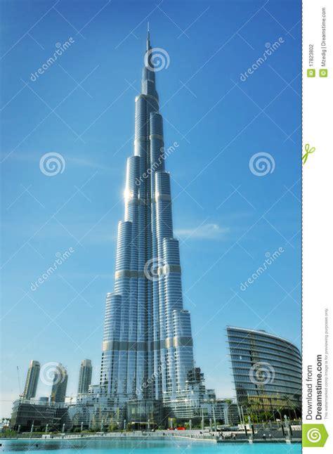 hohe gräser burj khalifa dubai o edif 237 cio o mais alto do mundo