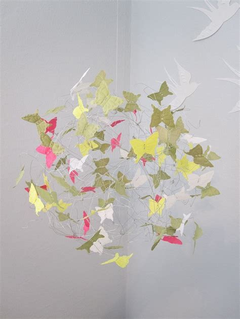 Butterfly Mobile For Crib by Mobile For Nursery Butterfly Mobile Baby Nursery