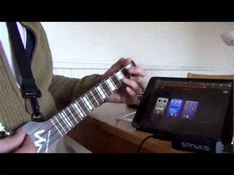 risa solid electric ukulele & sonuus i2m midi & ipad mini