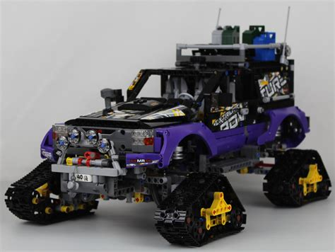 Lego Technic Auto by ᐅᐅ Lego Technic 2018