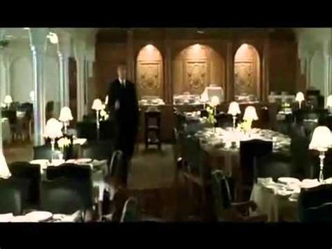 titanic dining room titanic 1997 deleted and lovejoy fights in the floating dining room