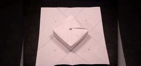 How To Make Gift Box From Paper - how to make a paper origami gift box 171 origami wonderhowto