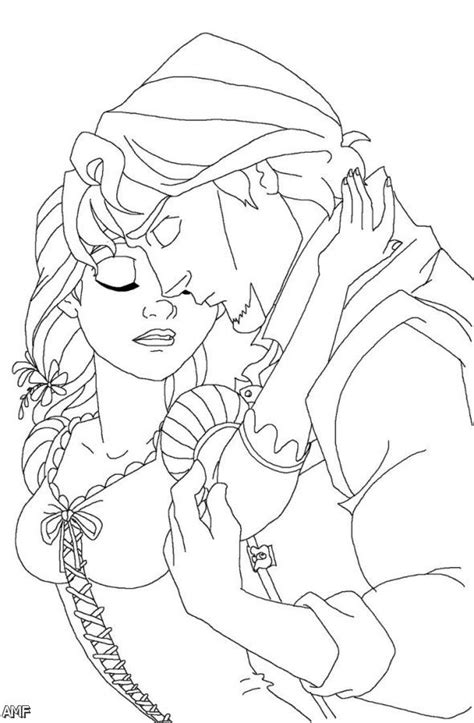 disney princess coloring pages rapunzel and flynn disney princess rapunzel and flynn coloring pages 2015