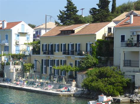 waterfront appartments notes from the field kefalonia