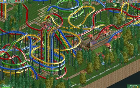 Roller Coaster Track Dinosaur rollercoaster tycoon 4 wishlist power unlimited