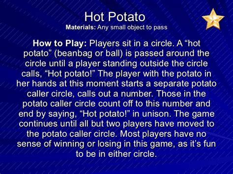 Potato Lyrics by Morning Meeting Activites