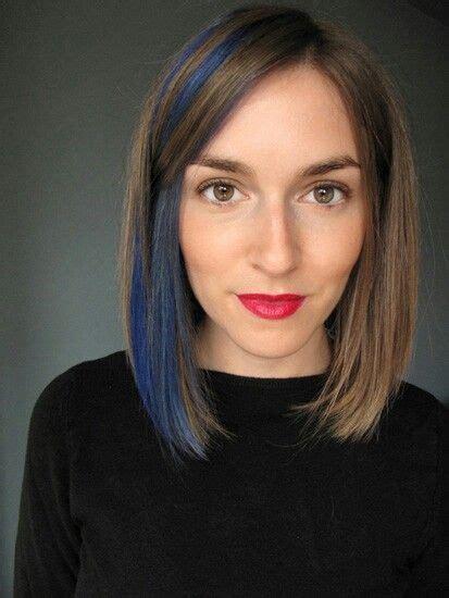 color or streaks in jlos hair annamarie tendler long bob haircut great haircuts