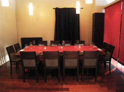 private dining deals