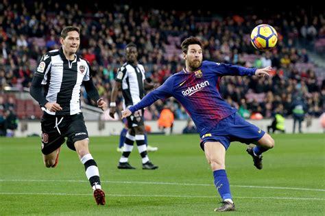 barcelona result barcelona vs levante la liga final score 3 0 bar 231 a