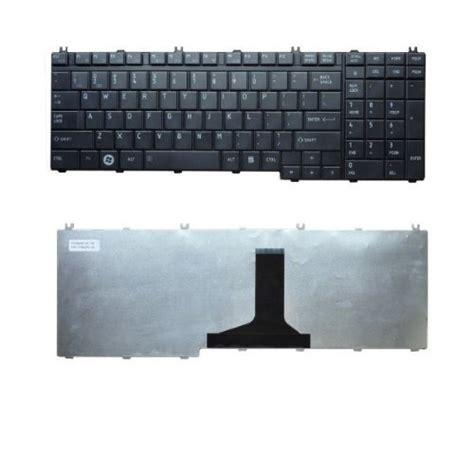 Fleksibel Toshiba Satellite A500 A505d 2 new us laptop keyboard black for toshiba satellite a500