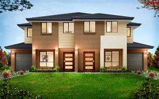 Duplex Housing Duplex Homes Design Adelaide House Of Samples