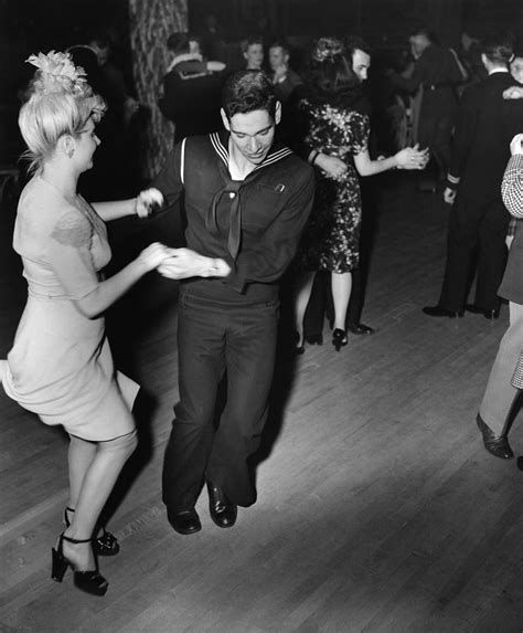 swing dance dublin new york dance club 1943 photograph by granger