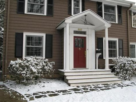 brick house with kelly moore red door 1000 images about red door colors on pinterest