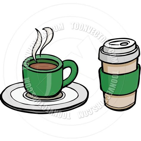 Starbucks Coffee Cup Clipart Images Stickers