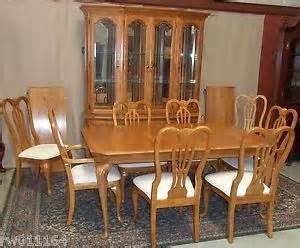 pennsylvania house dining room set vintage pennsylvania house early american dining table