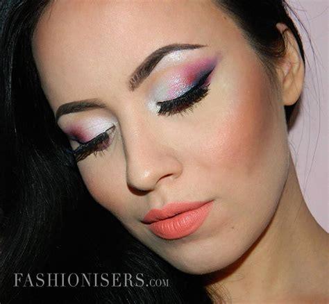 tutorial makeup romantic romantic bridal makeup tutorial fashionisers