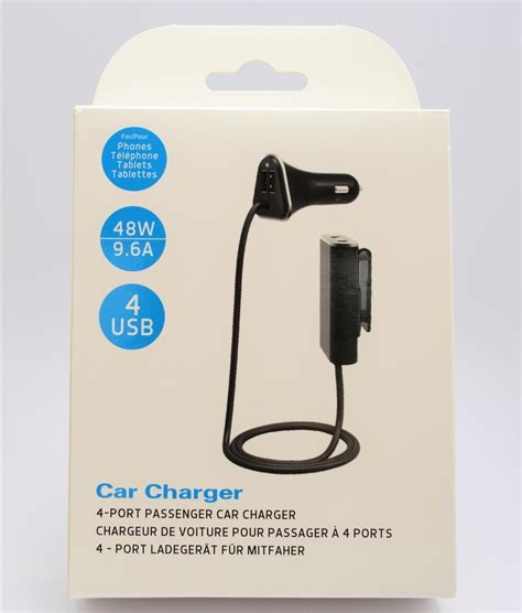 Charger Ny Fast Charger Mito Micro Usb ultra fast 9 6 dual usb car charger battery charger cing battery charger c battery charge