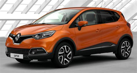 renault orange renault captur 2017 couleurs colors