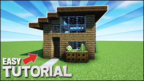 how to build a house minecraft how to build a small survival starter house
