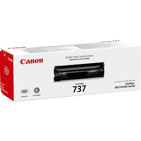 Toner Canon buy canon 737 toner cartridge canon uk store
