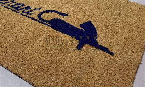 zerbino cocco naturale tappeti personalizzati zerbini in cocco naturale