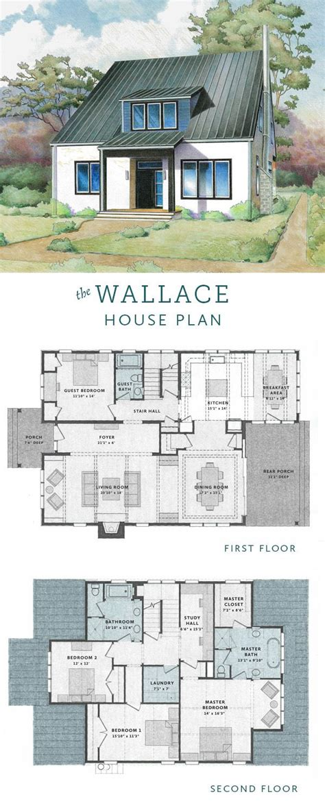 home plan designs judson wallace the wallace house is a is a 4 bedroom contemporary