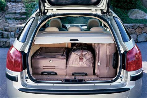 peugeot 407 estate peugeot 407 sw estate 2004 2011 features equipment