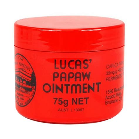 tattoo care paw paw ointment 75g lucas papaw ointment skin care topical application