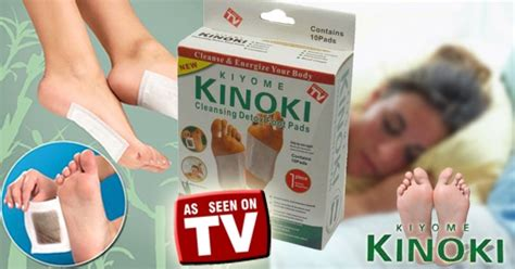 Kinoki Foot Detox Murah by Health Nutrition Stress Relievers Stress