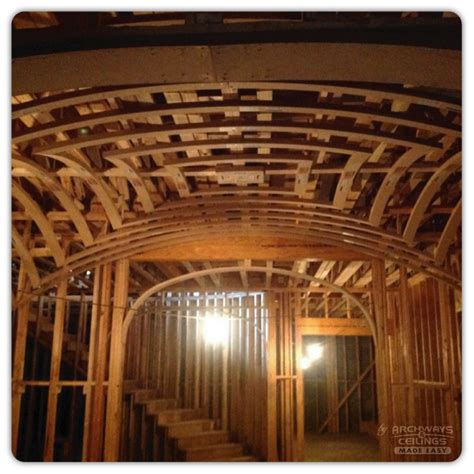 4 creative basement ceiling ideas archways ceilings