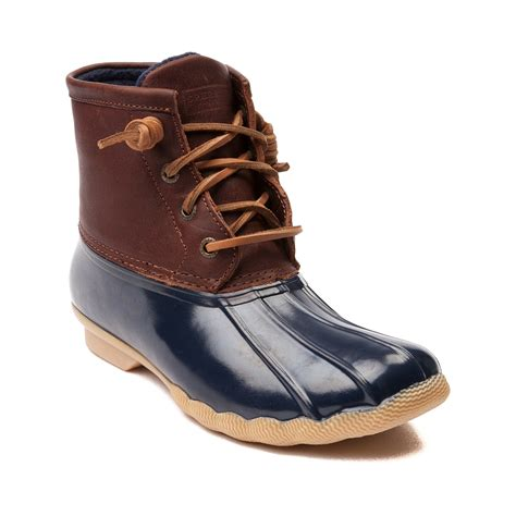 duck boots for brown sperry duck boot photo gallery 15 wonderful sperry