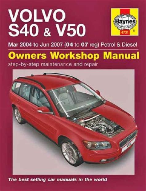 volvo   petrol diesel   haynes service repair manual sagin workshop car manuals