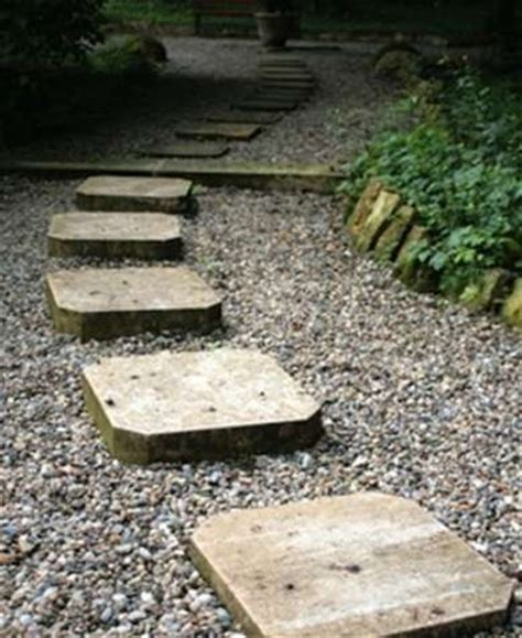 Garden Stones And Gravel A Stepping Path Landscaping Supplies Rocks