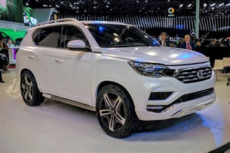 Sell Home Interior Products paris motor show ssangyong previews next gen rexton