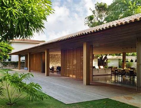 Small Country Cottage Plans by Eco Friendly Tropical Homes Bahia House