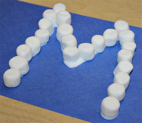marshmallow crafts for winter crafts for marshmallow names