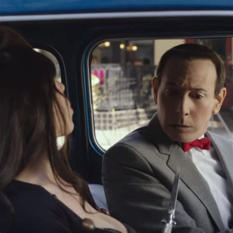 big top pee wee trailer youtube paul reubens gets the judd apatow boost in pee wee s big