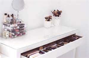 Organizer Desk Lamp Inspiration Ikea Malm Dressing Table Nouvelle Daily