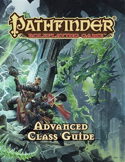pathfinder roleplaying advanced player s guide paizo pathfinder roleplaying advanced class