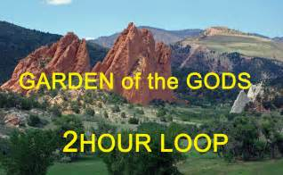 Garden Of The Gods Directions Colorado Springs Trail Guide Garden Of The Gods Loop